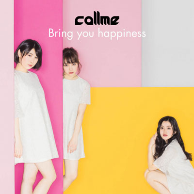 4thシングル「Bring you happiness」【Type-C】(CD)