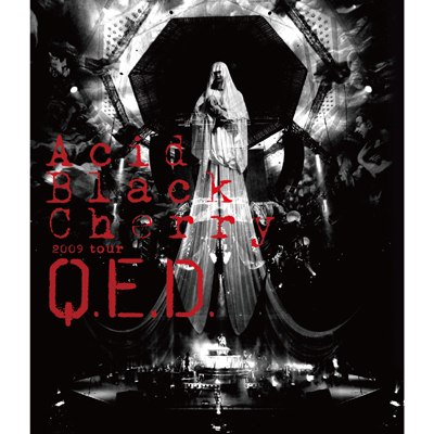 "2009 tour ""Q.E.D.""【Blu-ray Disc】"
