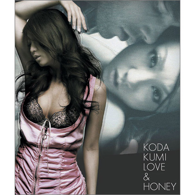 LOVE & HONEY【通常盤】