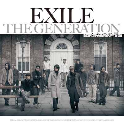 THE GENERATION ~ふたつの唇~【通常盤】