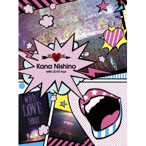 with LOVE tour【初回生産限定盤】(Blu-ray)