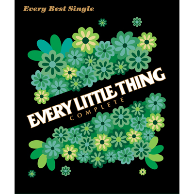 CrimsonRain.Com 日韓大碟推薦:Every Little Thing - Every Best Singles ~Complete~