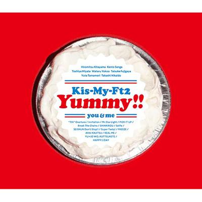 Yummy!!【初回盤A】(CD+DVD)