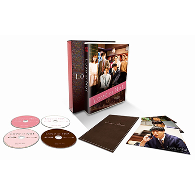 Love or Not DVD-BOX(4DVD)