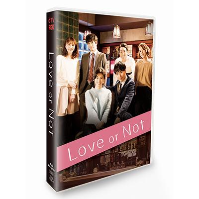 Love or Not Blu-ray-BOX(3Blu-ray)
