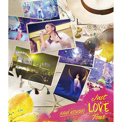 Just LOVE Tour【通常盤】(Blu-ray)