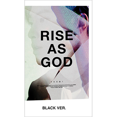 Special Album/RISE AS GOD (Black Ver.) (輸入盤)