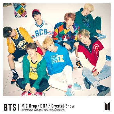 MIC Drop/DNA/Crystal Snow【初回限定盤C】(CD+36Pフォトブックレット)