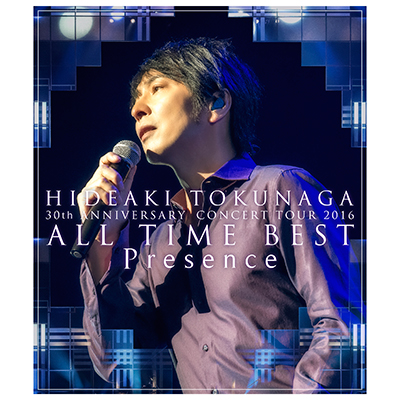 30th ANNIVERSARY CONCERT TOUR 2016 ALL TIME BEST Presence(Blu-ray)