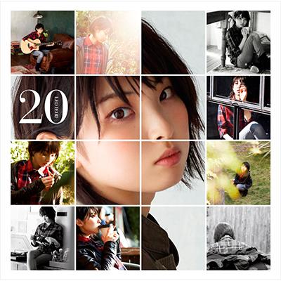 20【初回限定盤】(CD+DVD)