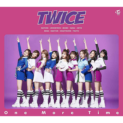 One More Time【初回限定盤A】(CD+DVD)