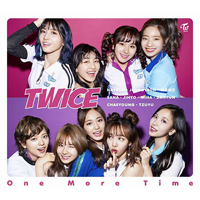 One More Time【初回限定盤B】(CD+DVD)