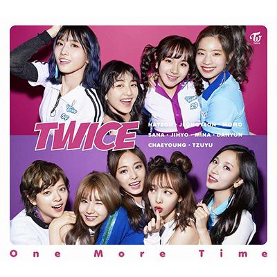 One More Time【初回限定盤B】(CD+DVD)
