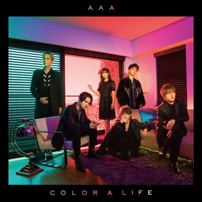 【初回生産限定盤】COLOR A LIFE(CD+Blu-ray+グッズ+スマプラ)