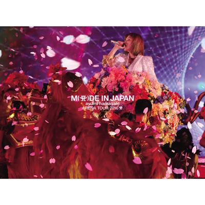 【mu-moショップ限定初回生産限定盤】ayumi hamasaki ARENA TOUR 2016 A ~M(A(ロゴ表記))DE IN JAPAN~(Blu-ray3枚組+LIVE CD2枚+フォトブック+グッズ+スマプラ)