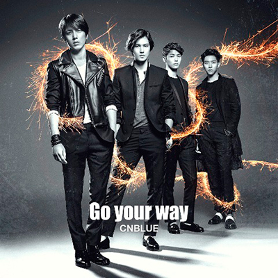 Go your way【初回限定盤A】(CD+DVD)