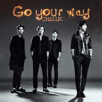 Go your way【初回限定盤B】(CD+DVD)