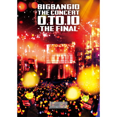 BIGBANG10 THE CONCERT : 0.TO.10 -THE FINAL-(2枚組DVD+スマプラ)