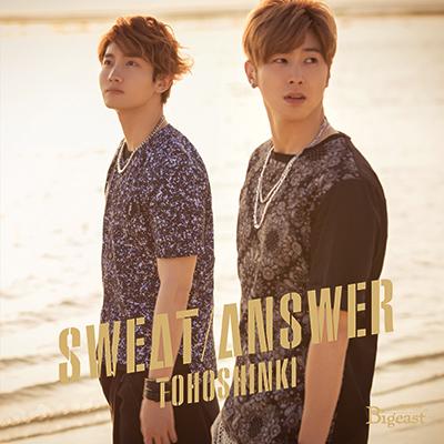 Sweat / Answer【Bigeast盤】(Bigeastオフィシャルショップ/mu-moショップ限定商品)(ファンクラブ特典なし)