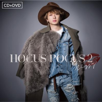 【初回盤】HOCUS POCUS 2(CD+2枚組DVD+フォトブック)