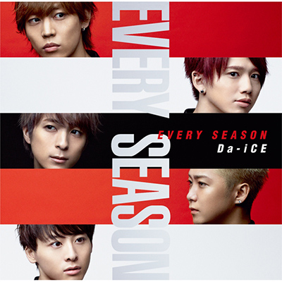 EVERY SEASON【初回盤A】(CD+DVD)