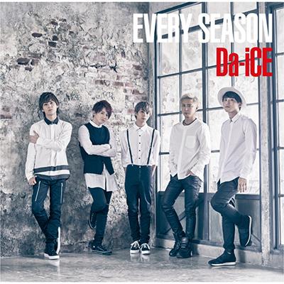 EVERY SEASON【初回盤C】(CD+DVD)