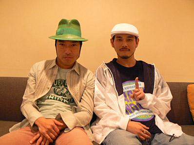 RYO the SKYWALKER & �g�[�^�X���{ �u���͂悤JAPAN�v�C���^�r���[