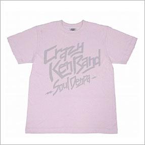 SOUL電波Tシャツ(ライトピンク)