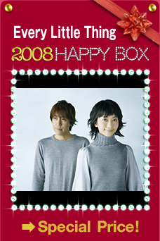 Every Little Thing 2008 Happy Box