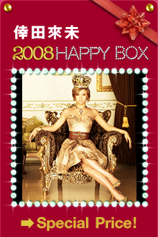 倖田來未 2008 Happy Box