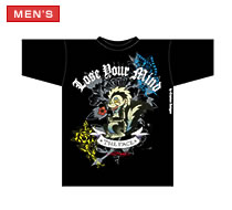 BoA×Ed Hardy コラボTシャツ(メンズ)