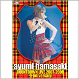 『ayumi hamasaki COUNTDOWN LIVE 2007-2008 Anniversary』