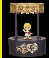 ◆mu-moショップ限定◆ 『Marionette』 ASIA TOUR 2008 ステージセットayupanオルゴール?