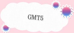 【GMT5】