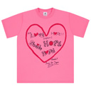 POWER of MUSIC Tシャツ(PINK)