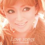 Love songs 初回盤 CDアルバム