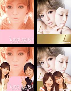 上段:背景の一例 / 下段:撮影イメージ (C)AMG