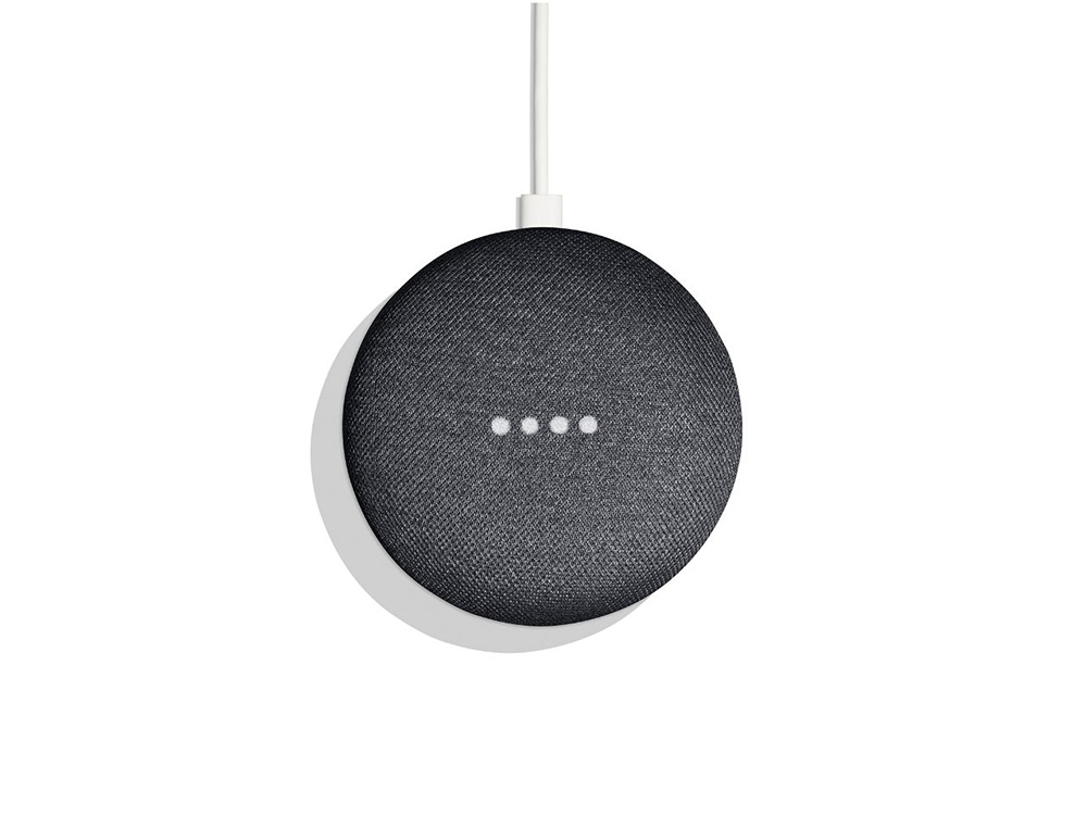 Google Home miniスマートスピーカーイメージ