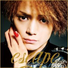 「escape」CDシングル+DVD版