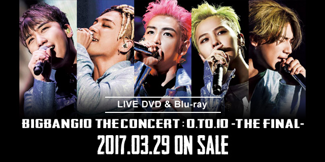 BIGBANG 3月 DVD/Blu-ray