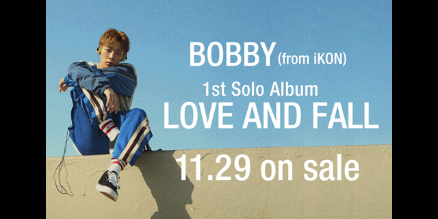 BOBBY(from iKON) AL