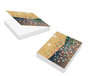 「aio piano」オリジナルメモ帳