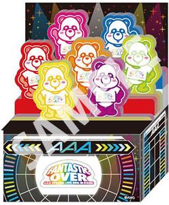 グッズ(FANTASTIC OVER え~パンダ オリジナルメモBOX)