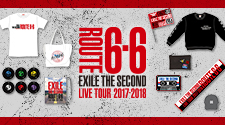 EXILE THE SECONDグッズ