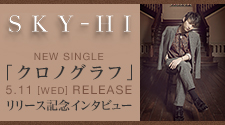5/11 SKY-HI SG���W
