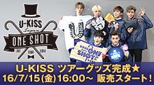 U-KISS�O�b�Y