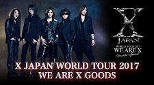 X JAPAN グッズ
