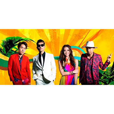 DANCE EARTH PARTY feat. The Skatalites+今市隆二 from 三代目 J Soul Brothers