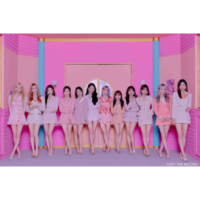 "<span class=""list-recommend__label"">予約</span>IZ*ONE「Buenos Aires」"