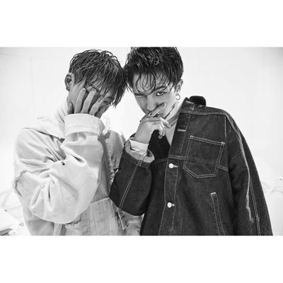 MOBB<MINO (from WINNER)×BOBBY (from iKON)>